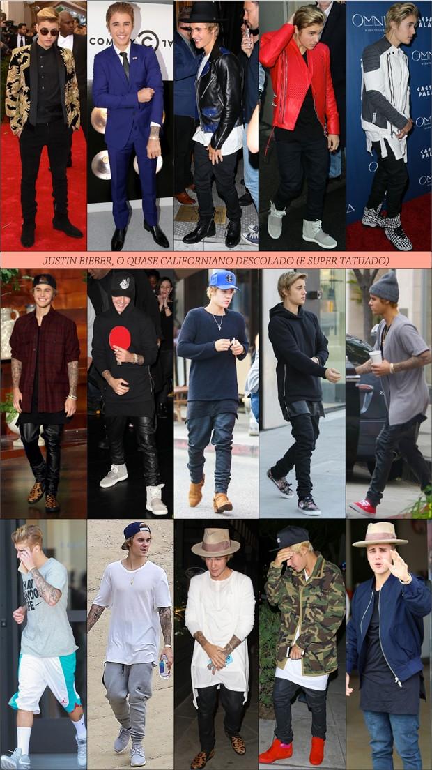 estilo justin bieber | Fashionismo