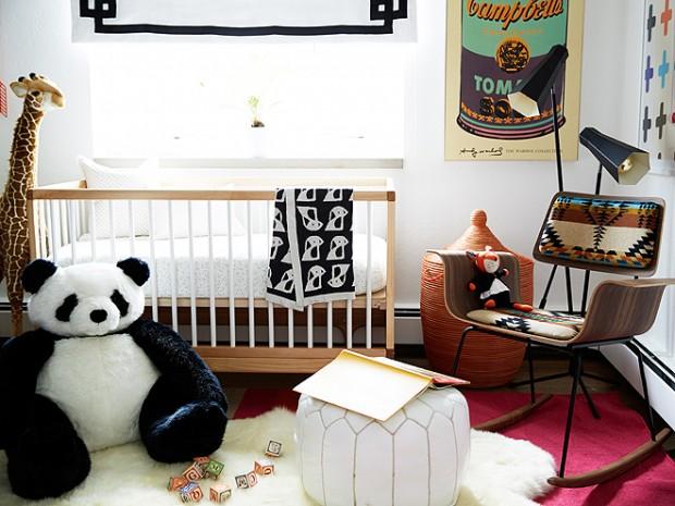 coco rocha quarto de bebe