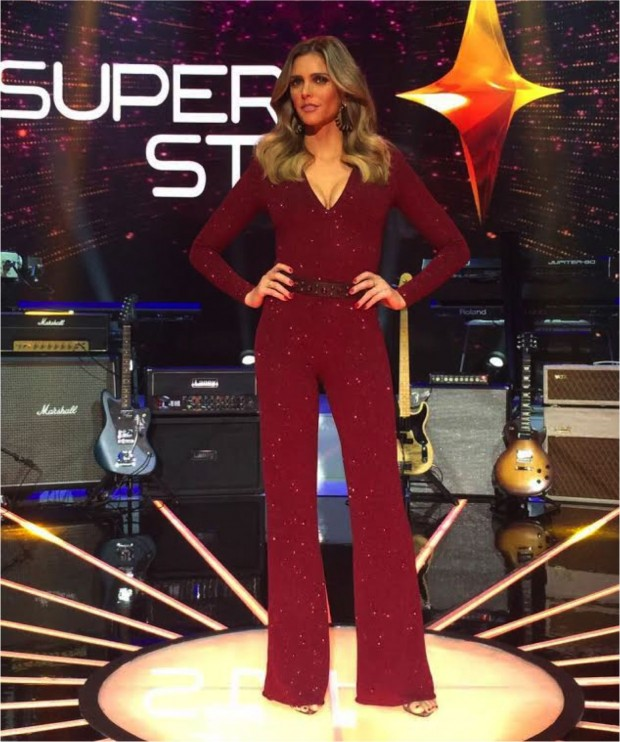fernanda lima look superstar carol bassi superstar