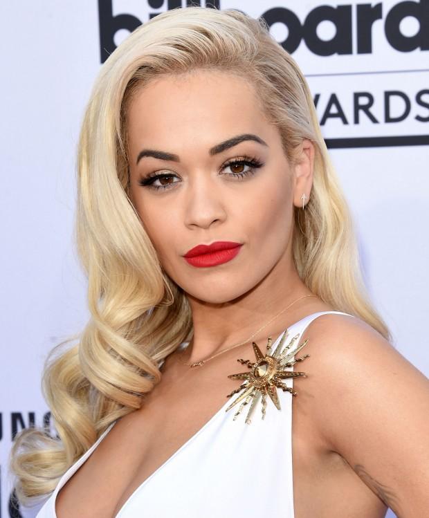 maquiagem billboard music awards rita ora