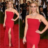 BAILE DO MET 2015: REESE WITHERSPOON
