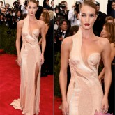 BAILE DO MET 2015: ROSIE HUNTINGTON WHITELEY