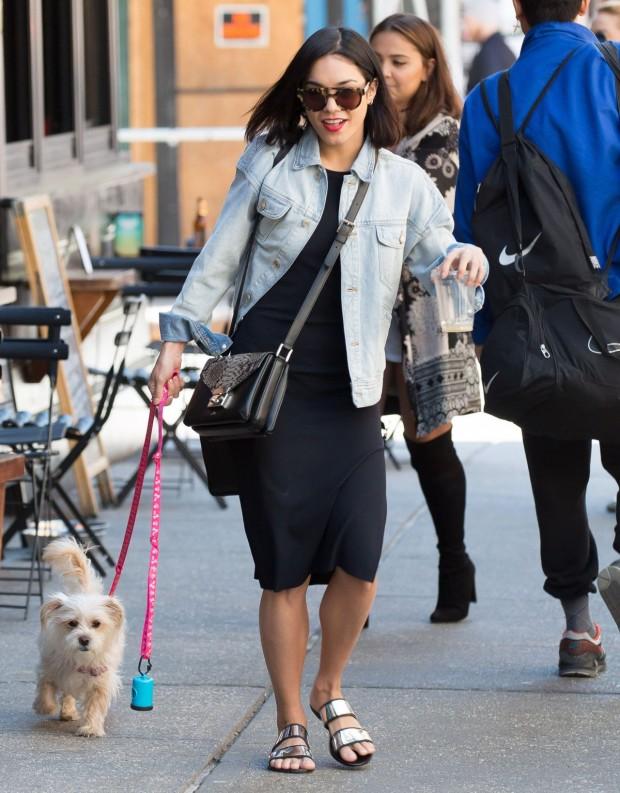 19 Looks Da Vanessa Hudgens Em Nova York Fashionismo
