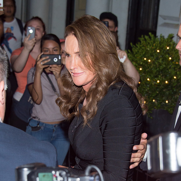 NEW YORK, NY – JUNE 29:  TV personality Caitlyn Jenner seen in Tribeca on June 29, 2015 in New York City.  (Photo by Michael Stewart/GC Images)