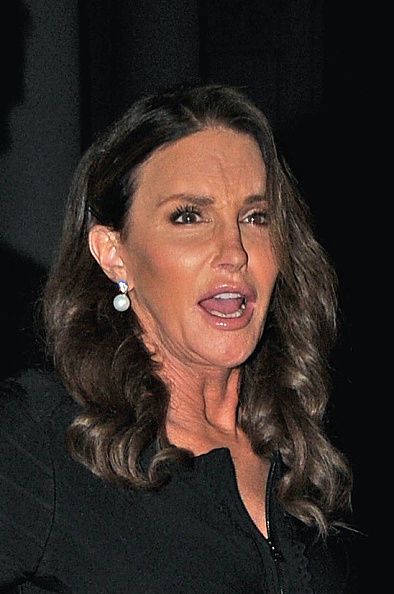 NEW YORK – JUNE 29: Caitlyn Jenner, formaly Bruce Jenner, seen out in a LBD, as she gets dinner at Tribeca's 'Tutto il Giornoon' June 29, 2015 in New York, New York.  (Photo by Josiah Kamau/BuzzFoto via Getty Images)