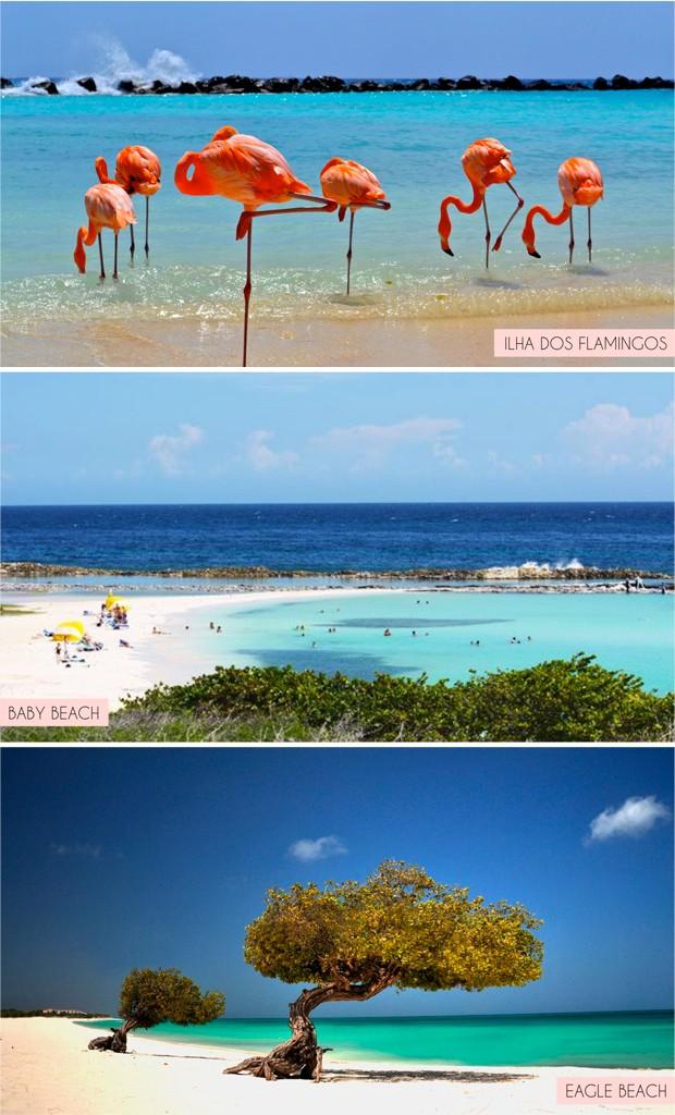 praias de aruba dica