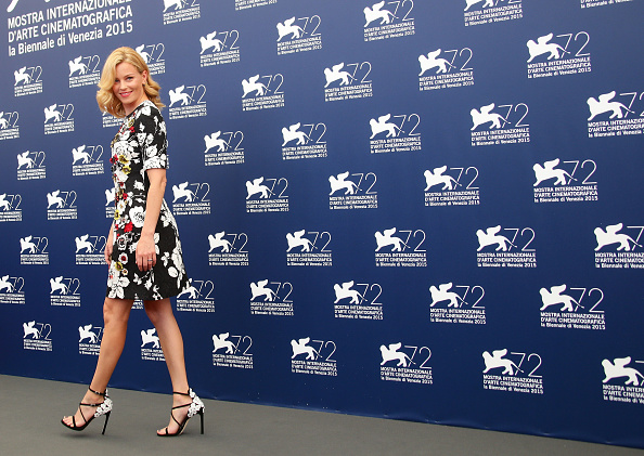 attends the Jury Photocall during the 72nd Venice Film Festival on September 2, 2015 in Venice, Italy.