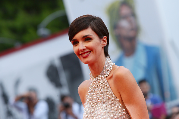 VENICE, ITALY – SEPTEMBER 02:  Paz Vega attends the opening ceremony and premiere of 'Everest' during the 72nd Venice Film Festival on September 2, 2015 in Venice, Italy.  (Photo by Vittorio Zunino Celotto/Getty Images)