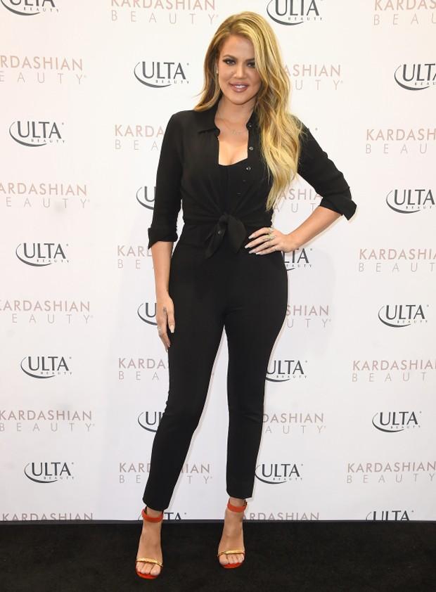 11 looks da khlo kardashian por a fashionismo for How to dress like khloe kardashian