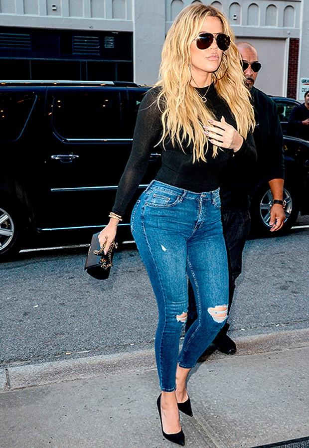 Khloe Kardashian Archives - Fashionismo