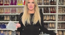 O segredo da Khloé Kardashian pra organizar as bijoux