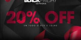 MINHA WISHLIST + 20% OFF NO BLACK FRIDAY NA SEPHORA!