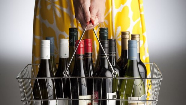018207-shopping-basket-of-wine-bottles