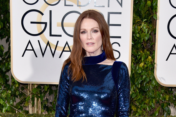 attends the 73rd Annual Golden Globe Awards held at the Beverly Hilton Hotel on January 10, 2016 in Beverly Hills, California.
