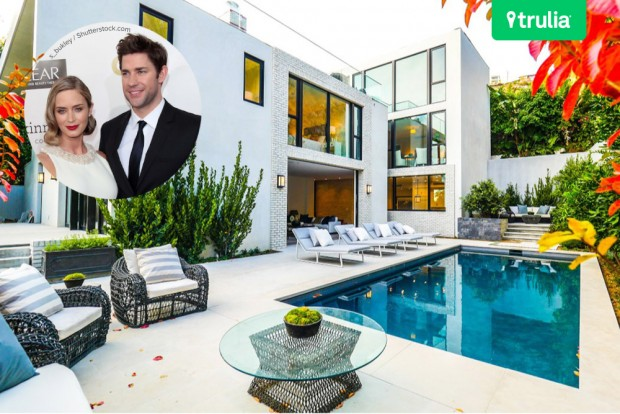 John-Krasinksi-and-emily-blunt-West-Hollywood-Home-For-Sale-feature