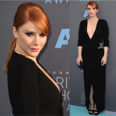 CRITICS CHOICE 2016: BRYCE DALLAS HOWARD