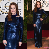 GOLDEN GLOBE: JULIANNE MOORE