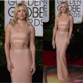 GOLDEN GLOBE 2016: KATE HUDSON