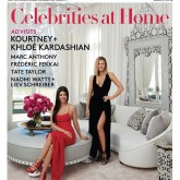 AS CASAS DA KOURTNEY E KHLOÉ KARDASHIAN