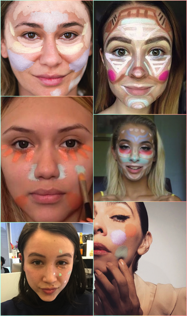 COLOR CORRECTING