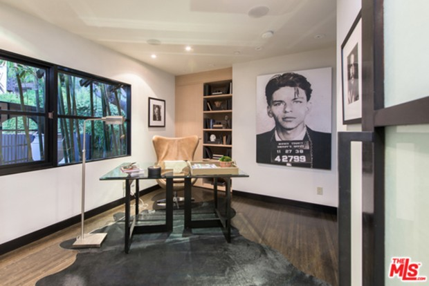 Calvin-Harris-Home-For-Sale-In-Los-Angeles-Office