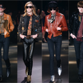 O Desfile da Saint Laurent em Los Angeles