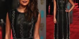 BAFTA 2016: ALICIA VIKANDER