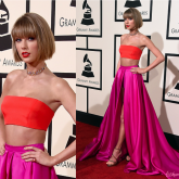 GRAMMY 2016: Taylor Swift