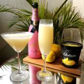 Receita do dia: Champagne + Gelato