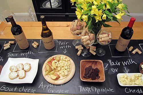 Como harmonizar queijos e vinhos!