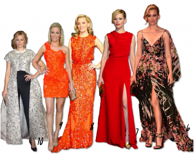elizabeth banks red carpet 1