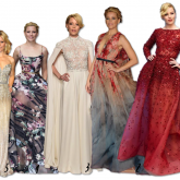 Look 10: Elizabeth Banks