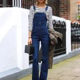 11 looks com macacão jeans por aí