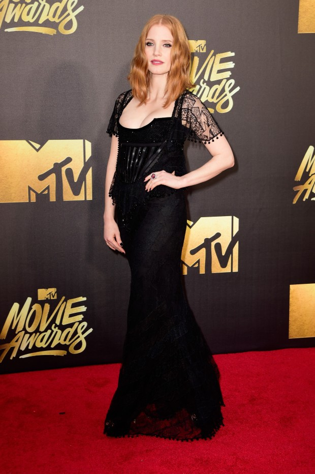 2016 MTV Movie Awards - Arrivals