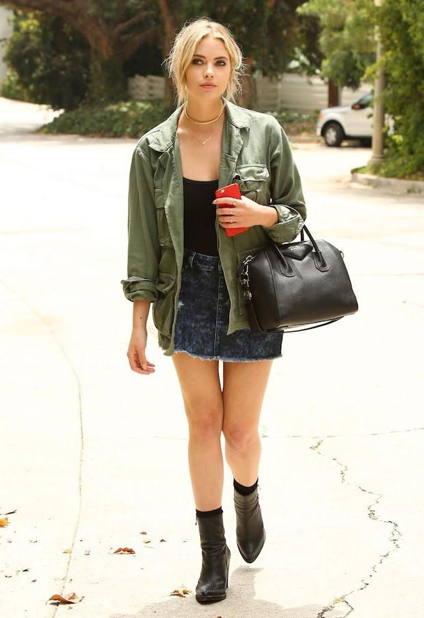 Ashley Benson Look