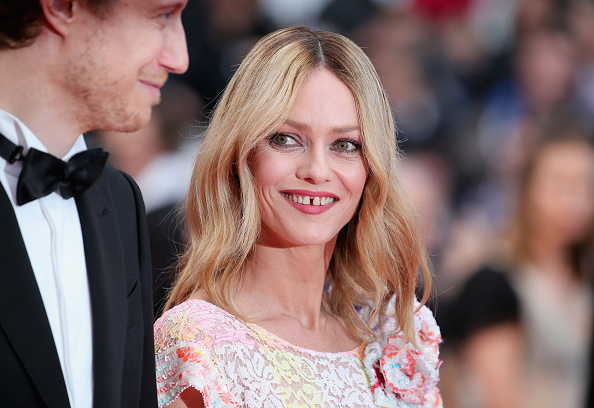 "CANNES, FRANCE – MAY 11:  Member of the Jury Vanessa Paradis attends the ""Cafe Society"" premiere and the Opening Night Gala during the 69th annual Cannes Film Festival at the Palais des Festivals on May 11, 2016 in Cannes, France.  (Photo by Gisela Schober/Getty Images)"