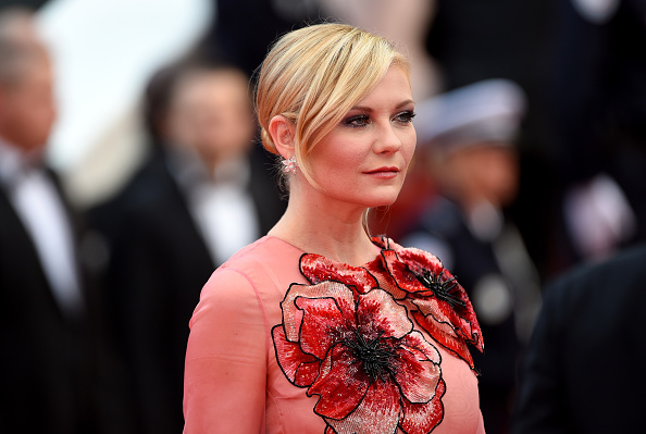 "CANNES, FRANCE – MAY 11:  Jury Member Kirsten Dunst attends the ""Cafe Society"" premiere and the Opening Night Gala during the 69th annual Cannes Film Festival at the Palais des Festivals on May 11, 2016 in Cannes, France.  (Photo by Stephane Cardinale – Corbis/Corbis via Getty Images)"