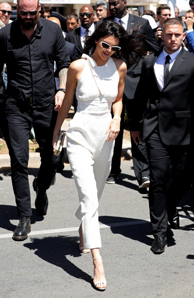 Kendall Jenner Unveiled As New Magnum Global Ambassador - Photocall - The 69th Annual Cannes Film Festival