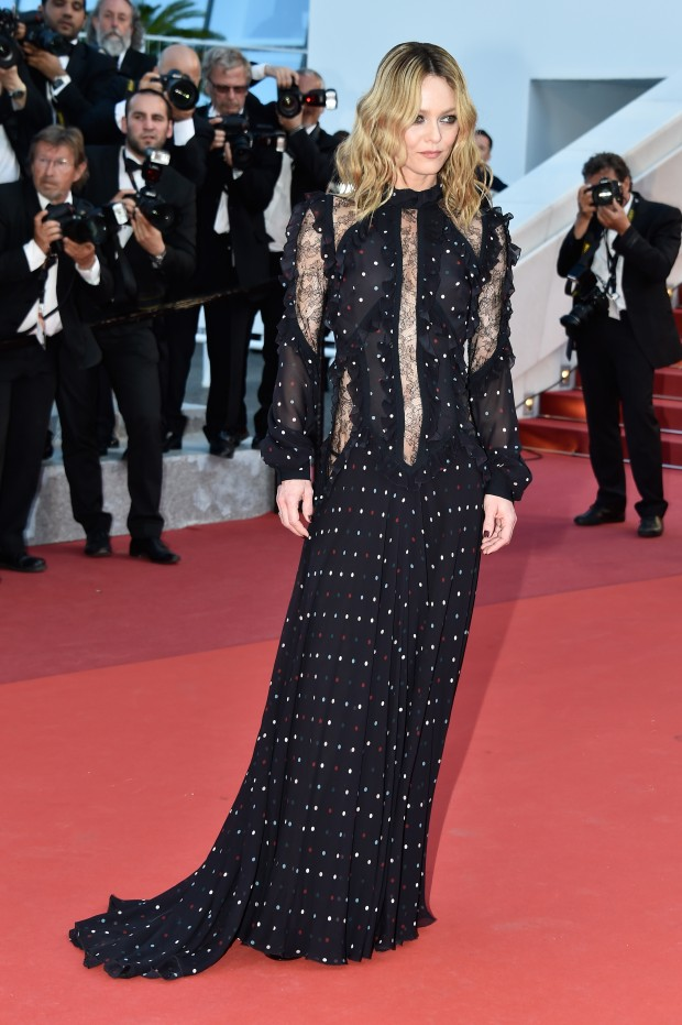 """""""From The Land And The Moon (Mal De Pierres)"""" - Red Carpet Arrivals - The 69th Annual Cannes Film Festival"""