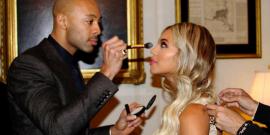 O segredo do maquiador da Beyoncé pra aplicar rímel como uma diva!