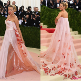 Baile do Met 2016: Blake Lively