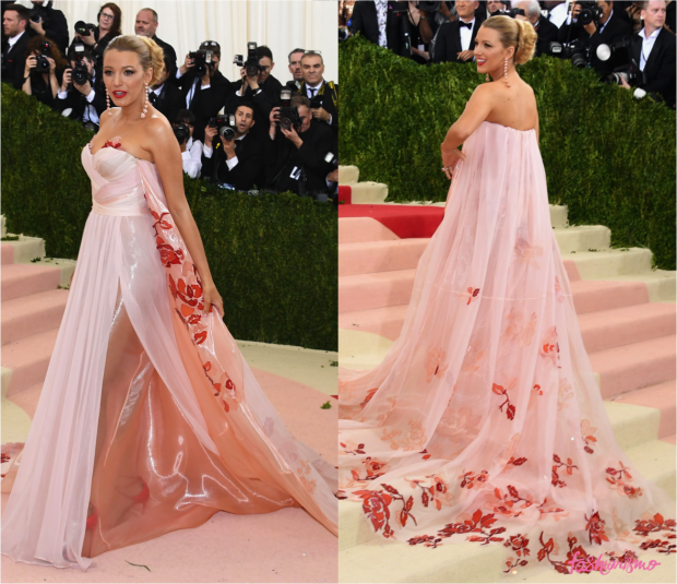 baile do met 2016 blake lively