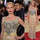 Baile do Met 2016: Kate Bosworth