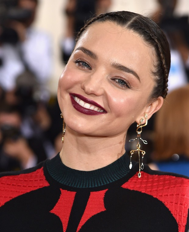"""NEW YORK, NY – MAY 02:  Model Miranda Kerr attends the """"Manus x Machina: Fashion In An Age Of Technology"""" Costume Institute Gala at Metropolitan Museum of Art on May 2, 2016 in New York City.  (Photo by Dimitrios Kambouris/Getty Images)"""