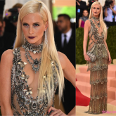 Baile do Met 2016: Poppy Delevingne