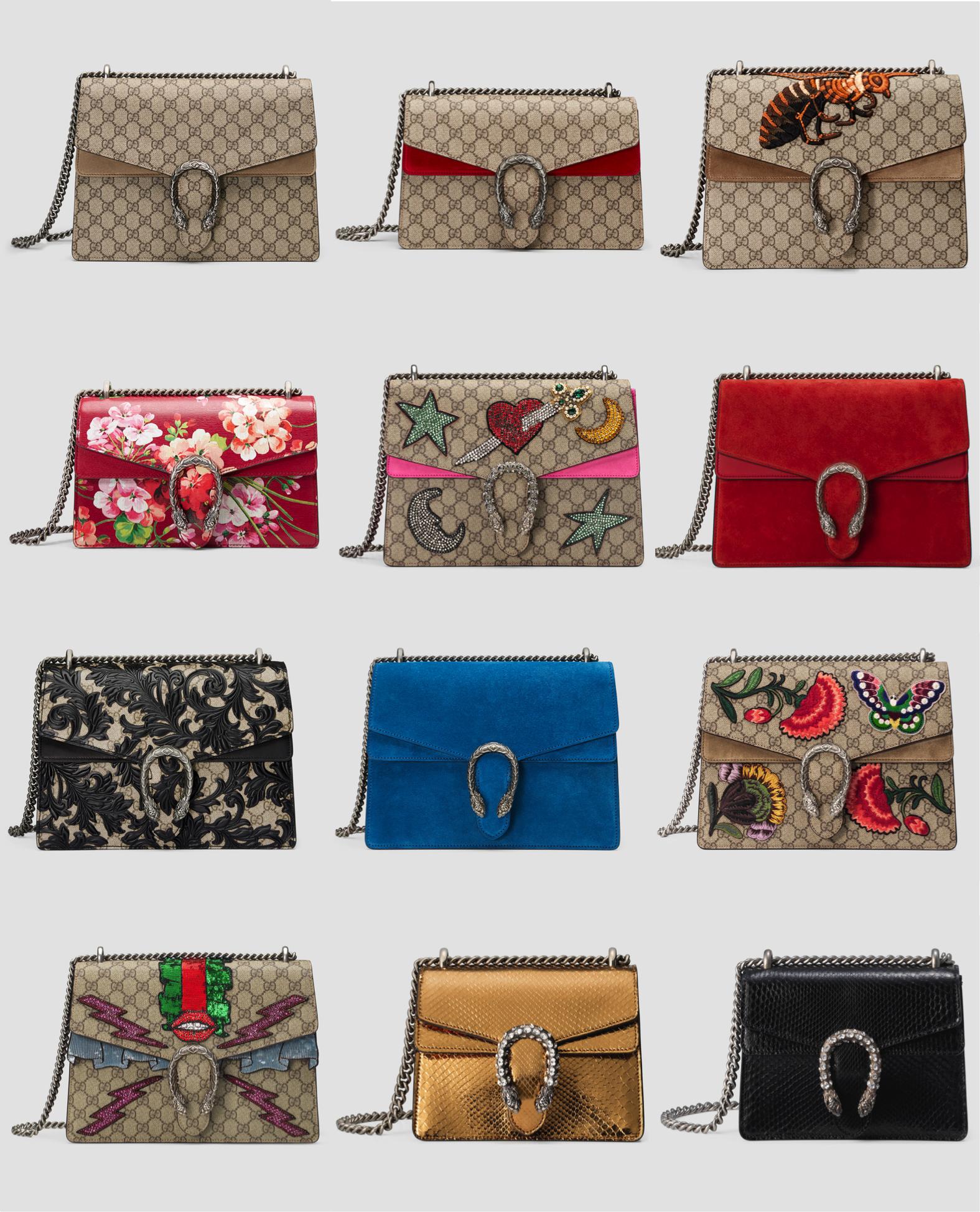 995c7ad290d67 Dionysus da Gucci, a nova bolsa sensação! - Fashionismo