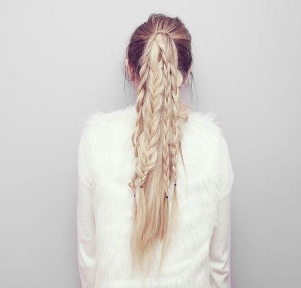 cabelo penteado facil 12