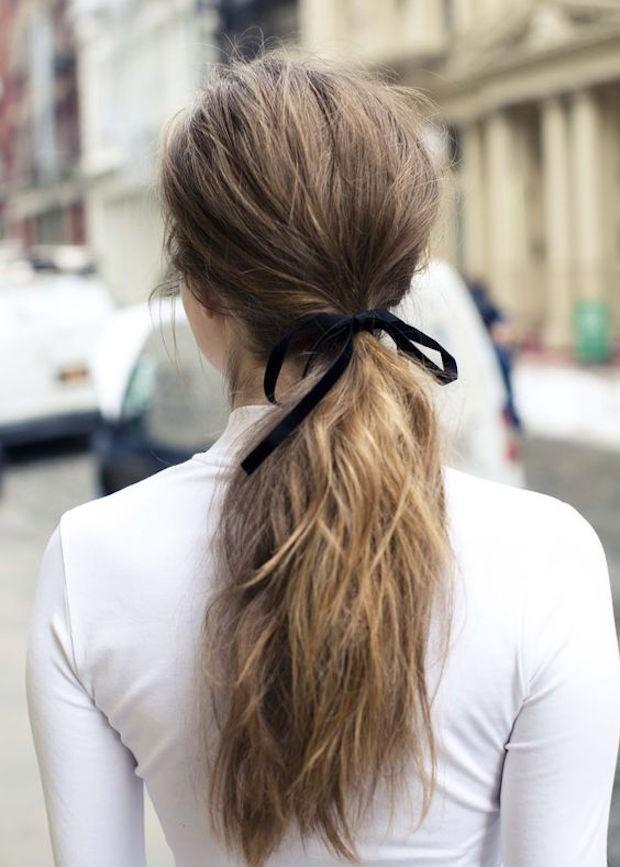cabelo penteado facil 20