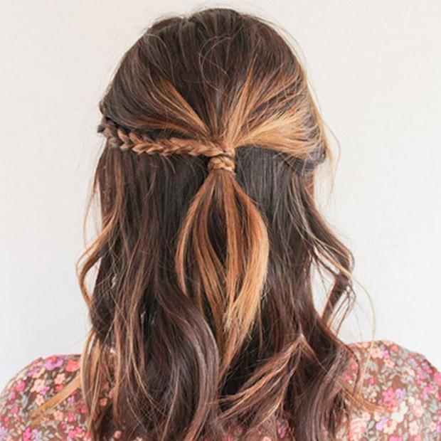 cabelo penteado facil 30
