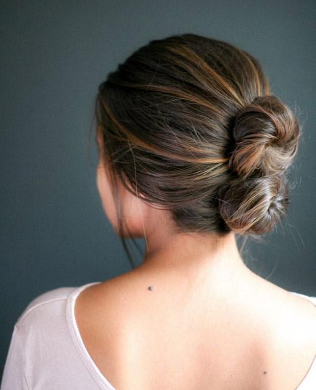 cabelo penteado facil 5